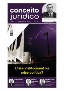 Artigo Eduardo Sehnem Ferro - Revista Conceito Jurídico